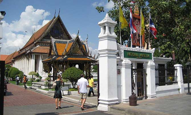 Nationalmuseum-Bangkok