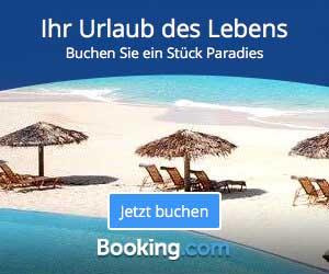 Buchen Sie den Urlaub Ihres Lebens auf Booking.com