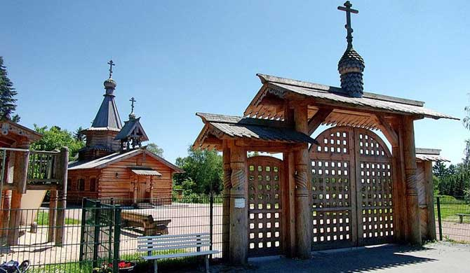 Russisch-Orthodoxer-Friedhof-Hamburg