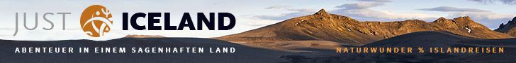 Just Iceland - Reisen zu den Naturwundern in Island!